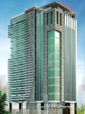 NGUYỄN LÂM BUILDING - 133 Dương Bá Trạc Q.8